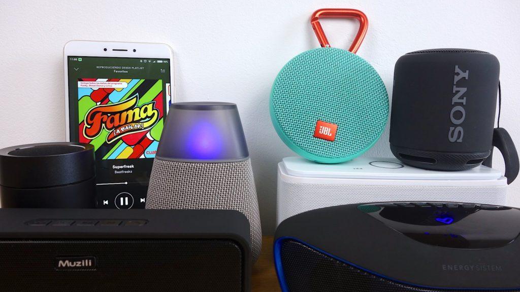 El mejor altavoz Bluetooth: altavoces Bluetooth portátiles ...